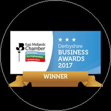 East Midlands Chamber Derbyshire Business Awards